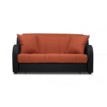 черный, оранжевый