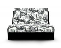 Прямой диван аккордеон Томас