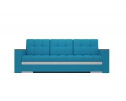 Прямой диван Атланта (рогожка)