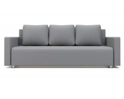 Прямой диван из рогожки Олимп
