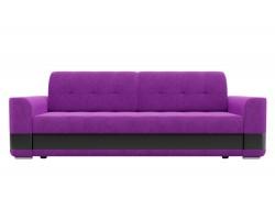 Прямой диван из экокожи Честер
