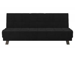 Прямой диван из велюра Винсент