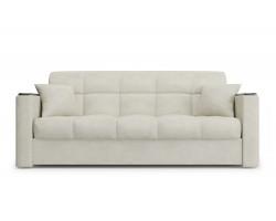 Прямой диван из рогожки Неаполь