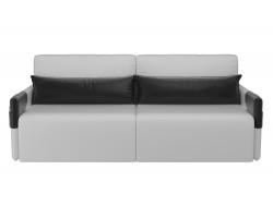Прямой диван еврокнижка Армада