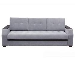 Прямой диван Атланта (велюр)